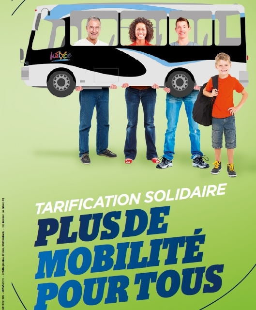 TARIFICATION SOLIDAIRE
